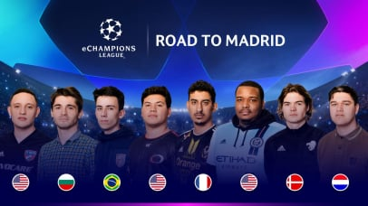 eChampions League 2019 - Finals