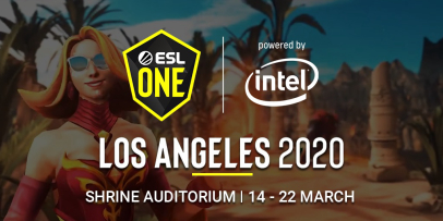 ESL One Los Angeles 2020 Major