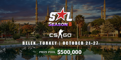 StarSeries i-League Season 8